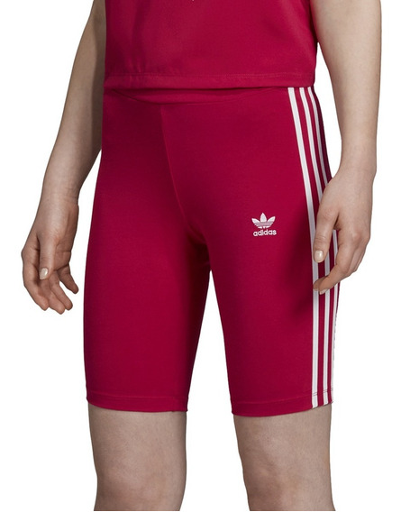 Calza adidas Originals Moda Cycling Short Mujer Fu/bl