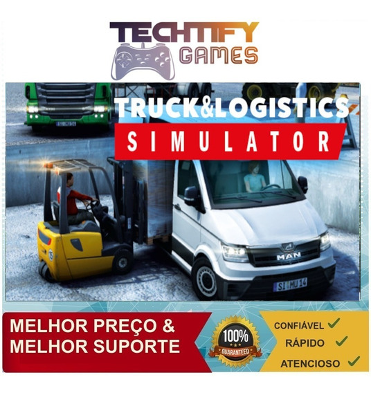 Truck And Logistics Simulator - Pc