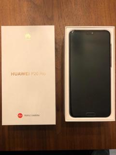Huawei P20 Pro Usado Excelente Estado, Como Nuevo.