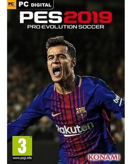 Pro Evolution Soccer 2019 (pes 2019) Pc Español