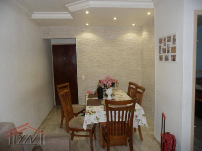 Apartamento Com 2 Dormitórios À Venda, 55 M² Por R$ 380.000 - Pirituba - São Paulo/sp - Ap4991
