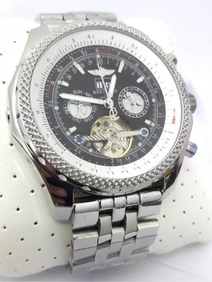 Relógio Breitling Funcional Automático Original Breitling