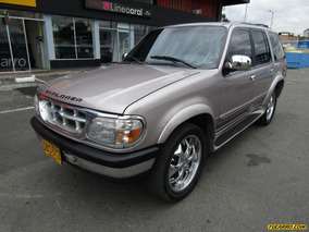 Ford Explorer Xlt Elite Mt 4000cc