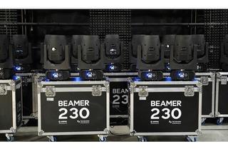 Beamer230 Kit 2 Beamer 230 Con Anvil Doble Oferta Contado