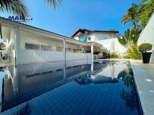 Imagem 1 de 30 de Casa Com 6 Dormitórios À Venda, 420 M² Por R$ 2.200.000,00 - Acapulco - Guarujá/sp - Ca0799