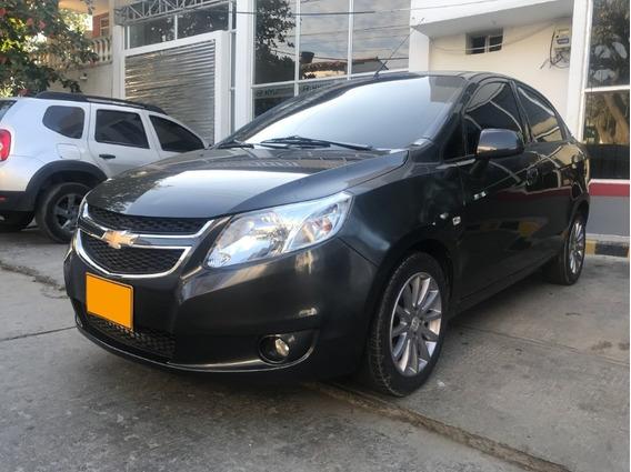Chevrolet Sail Ltz 2018