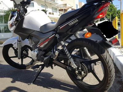 Yamaha Factor 150 Ed + Baú Givi 30l