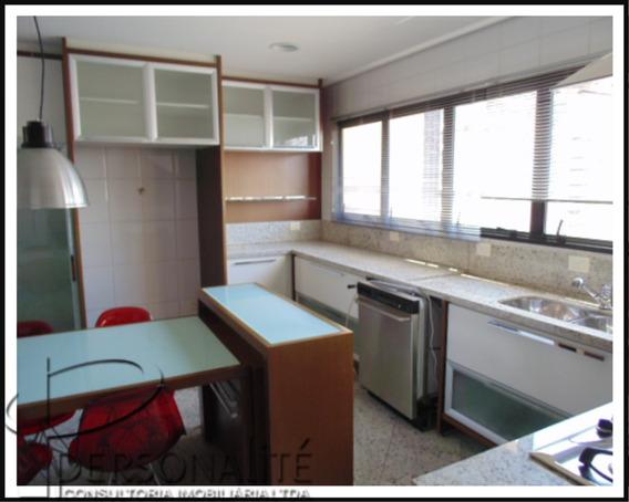 Apartamento Padrão Em São Paulo - Sp - Ap0429_prst