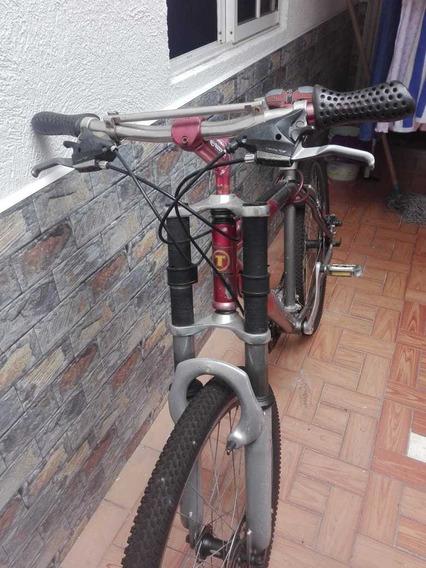 Vendo Bici Toda En Aluminio Rin 26