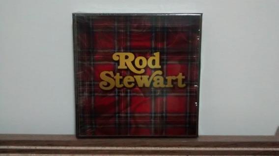 Rod Stewart - Box Com 5 Cds Pronta Entrega