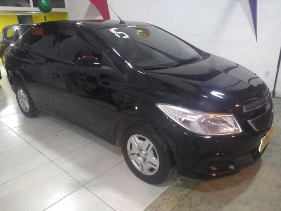 Chevrolet Prisma Lt - 2015 - Preto