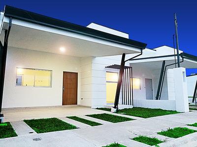 Estrene Su Casa En Cartago, Costa Rica - Prima De $11.000