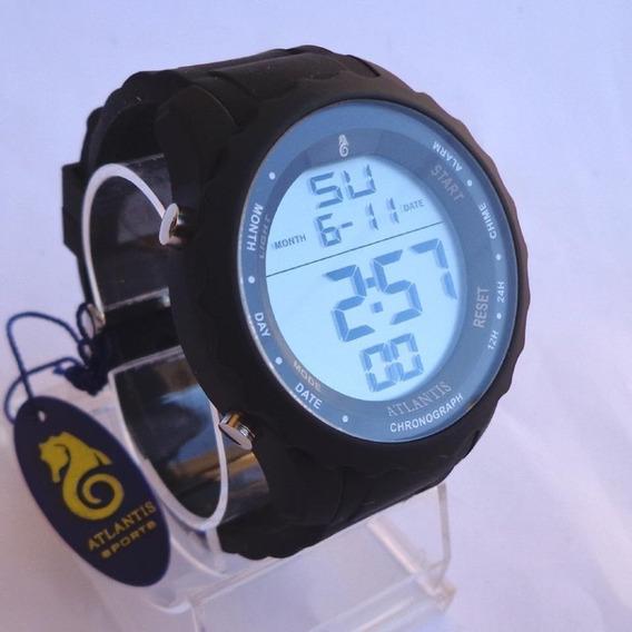 Relógio Atlantis Militar Modelo A7457 Original + Sem Juros