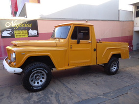 Ford Rural F75 1975/1975 Motor 3.6 6 Cilindros