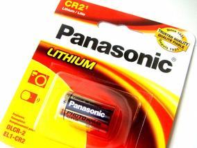 Bateria Pilha 3v Cr2 Lithium Photo - Lacrado Panasonic