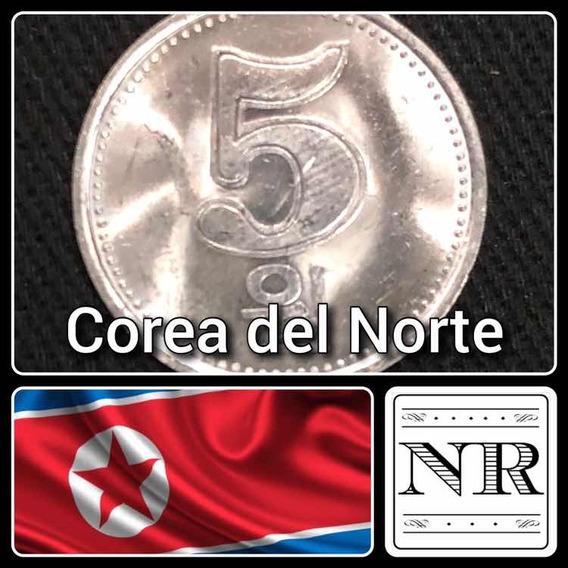 Corea Del Norte - 5 Won - Año 2005 - Km # 1015