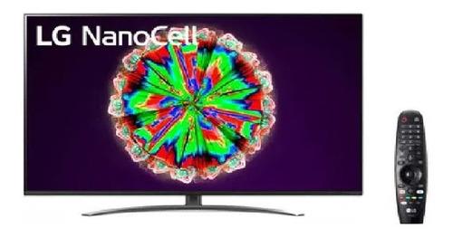 Televisor LG 55 Pulgadas Nanocell 4k Ultra Hd Smart Tv