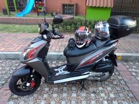 Scooter Akt Jet5r Mod 2015 Papeles Hasta Septiembre 2019