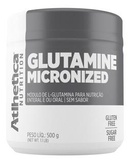 Glutamine 500g - Atlhetica Nutrition