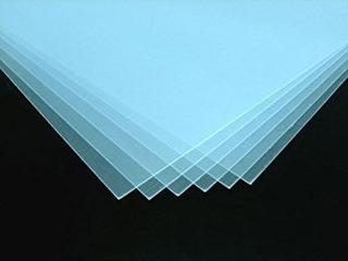 Poliestireno Cristal Làmina 122 X 2 M Calibre 40