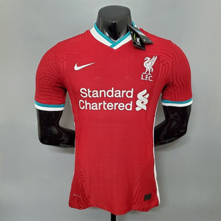 Camisa Liverpool 2021 Oficial Lançamento Pronta Entrega
