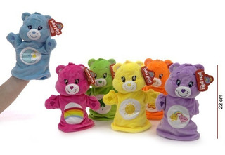 Titeres De Peluche Ositos Cariñosos Care Bears