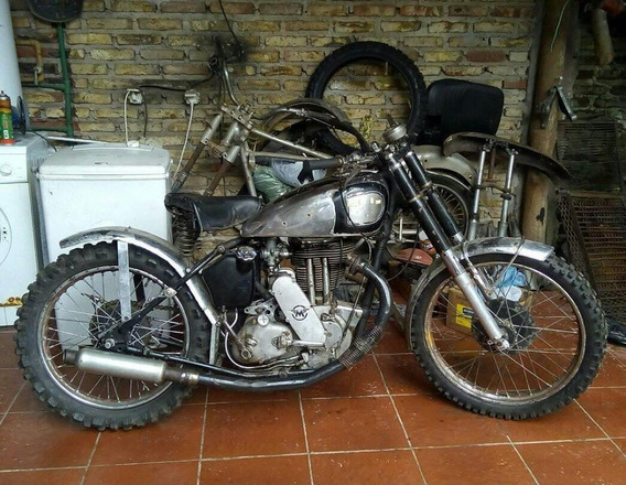Matchless 500, No Ajs Norton Triumph Bsa Ariel Royal Enfield