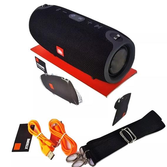 Caixa Som Xtreme Mini Bluetooth Potente 40w Rms Radio Fm