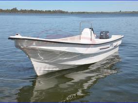 Lancha Tracker 7 Mts Ideal Pesca Avistajes Transporte Carga