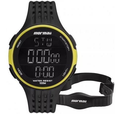 Relógio Masculino Mormaii Monitor Cardíaco Mo11559aa/8v