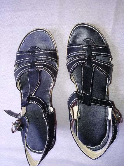 Sandalias 39 Negras