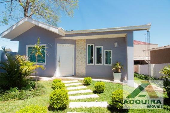 Casa Térrea Com 2 Quartos - 5042-v