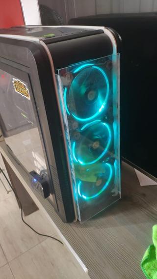 Cpu Gamer Intel I5 7600, Gtx 1080, 16gb Dd4, Msi Z270, Ssd