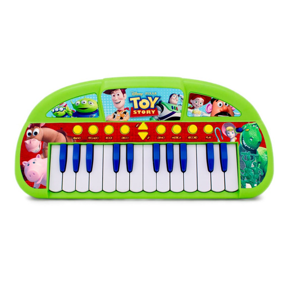 Teclado Musical - Toy Story - Toyng