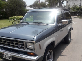 Ford Bronco 1988