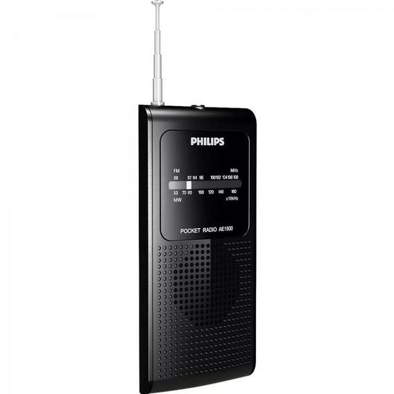Radio De Bolso Torcedor Am Fm Alto Falante Philips - C/nf