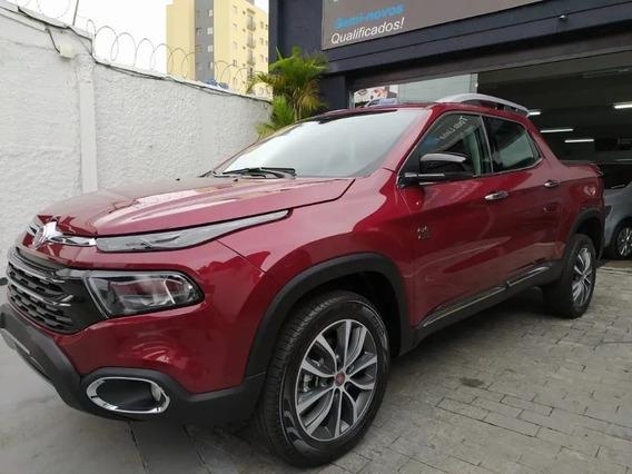 Fiat Toro 2020 Volcano 4x4 0km Anticipo $390.000 O Usados E-