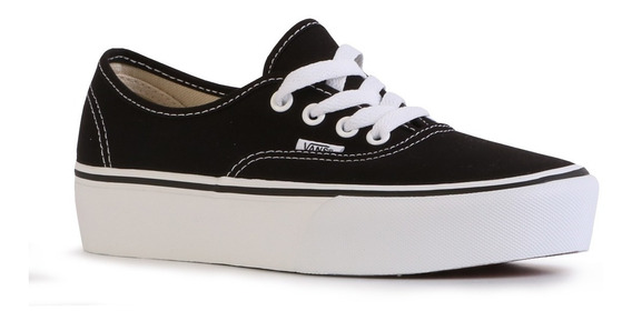 Zapatillas Vans Authentic Plataform 2.0 Dama Casual Moda