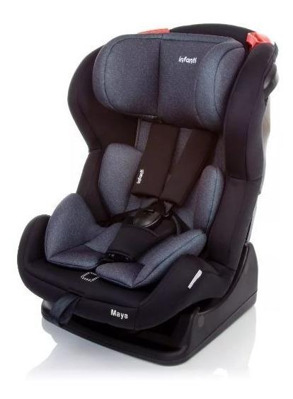Cadeirinha Carro Bebe Infanti Reclinável Maya - 0 A 25