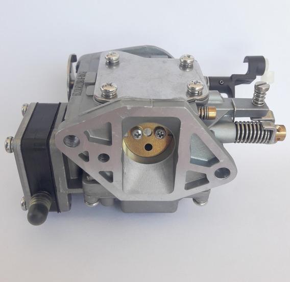 Carburador Motor De Popa Yamaha 15hp 2 Tempos Fmhs Completo