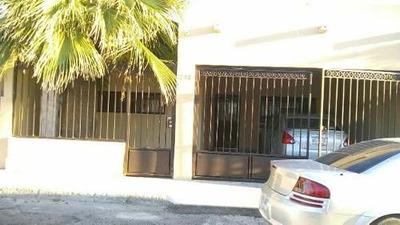 Casa En Venta En Col. Balderrama , Una Planta