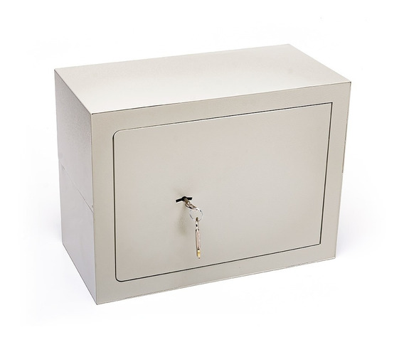 Caja Fuerte Seguridad Aplicar Reforzada 40 X 30 X 20 Cm