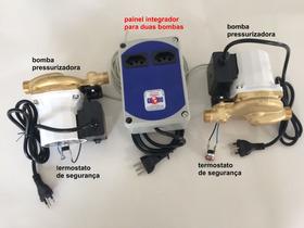 Pressurizador  Agua Quente E Fria  Boiler Baixa Pressao