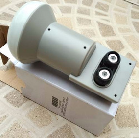 Kit 02 Lnb Duplo Universal Banda Ku Full Hd