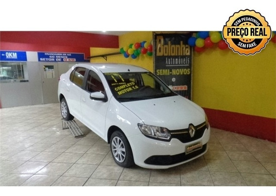 Renault Logan 1.6 16v Sce Flex Expression 4p Manual