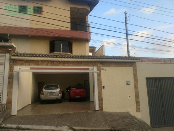 Sobrado Residencial À Venda, Vila Milton, Guarulhos. - So1410
