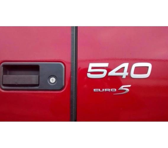 Volvo Fh 540 6x4 I-shift 2014 Engatado Com Entrada