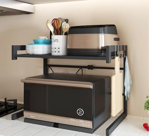 Imagen 1 de 10 de Rack Estante Soporte Para Microondas Y Hornos Store