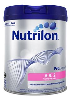 Leche de fórmula en polvo Nutricia Bagó Nutrilon A.R.2 en lata de 800g