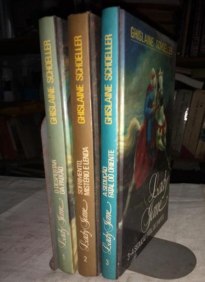 Lady Jane 3 Volumes Trilogia Completa Ghislaine Schoeller